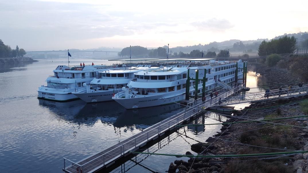 Le récit d'une croisière au fil du Douro – Octobre 2017